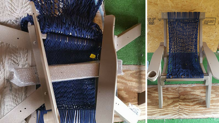 The Assemblers OBX / Hammock Chair Assembly