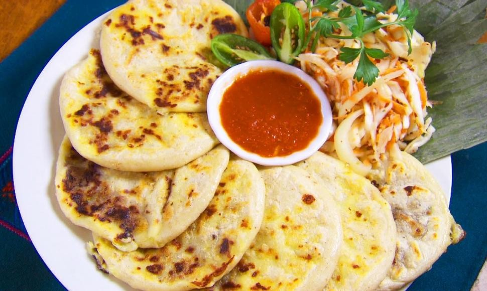 Chili Peppers / Art of the Pupusa