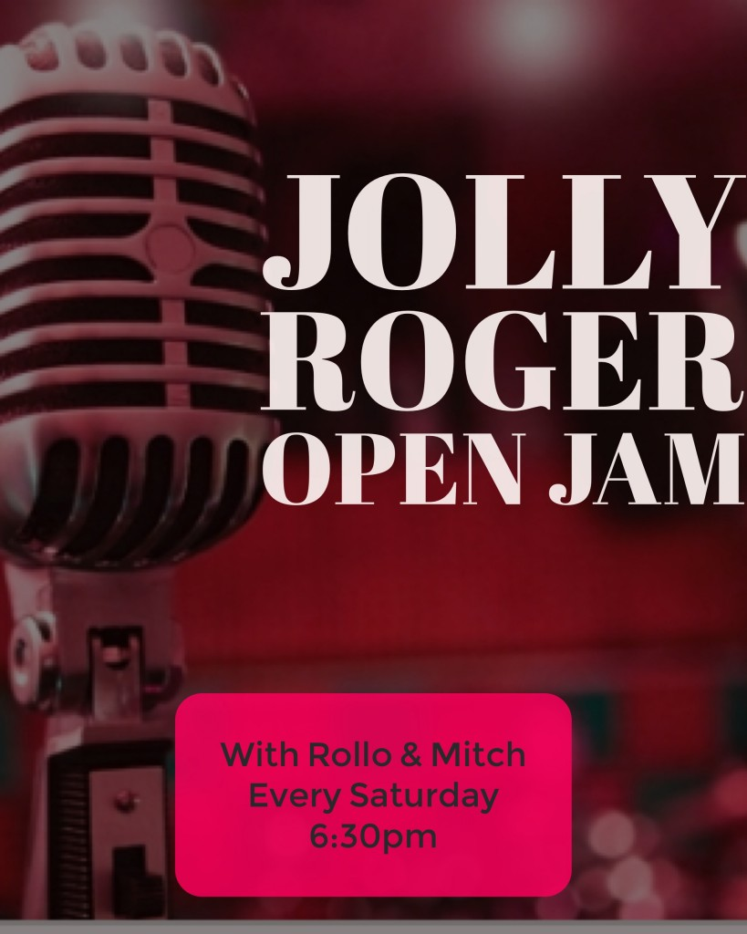 Open Mic Night / Jolly Roger